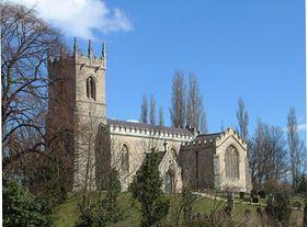 Harworth, church